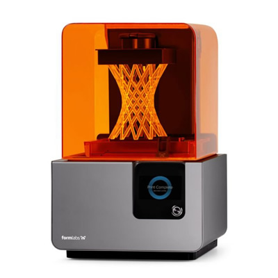 3DC BECOMES AUTHORIZED RESELLER FOR FORMLABS DESKTOP SLA PRINTERS